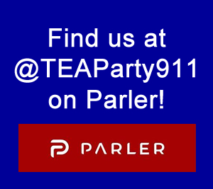 TEAParty911 is now on Parler!