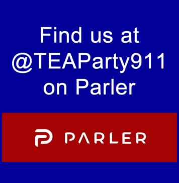 TEAParty911 on Parler!