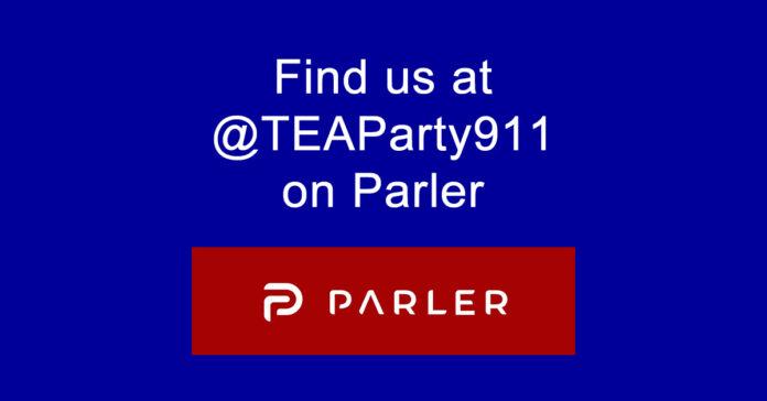 TEAParty911 on Parler!